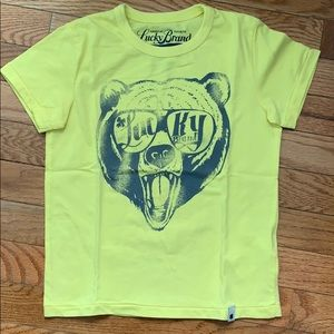 Lucky Brand Boys T-shirt